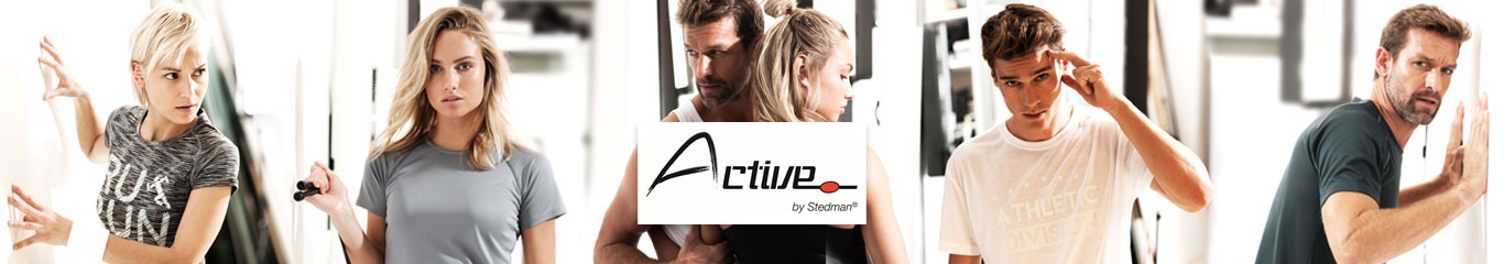 Active Sports - the Stedman® sports line