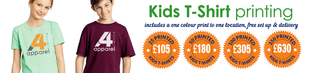 Special offers on the Gildan Kids Softstyle® Ringspun T-Shirt