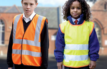 Hi Vis Children's Clothing