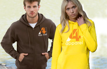Mens & Ladies Hoodies