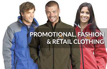 Promotional Jackets and Fleeces