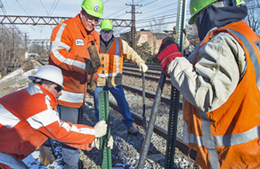 Railway High Visibility Clothing