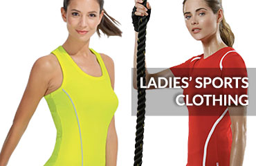 Ladies' Sports Clothing
