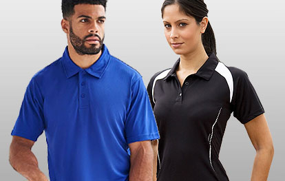 Sports polos